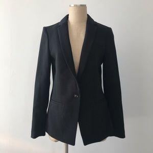 Banana Republic black blazer, 10